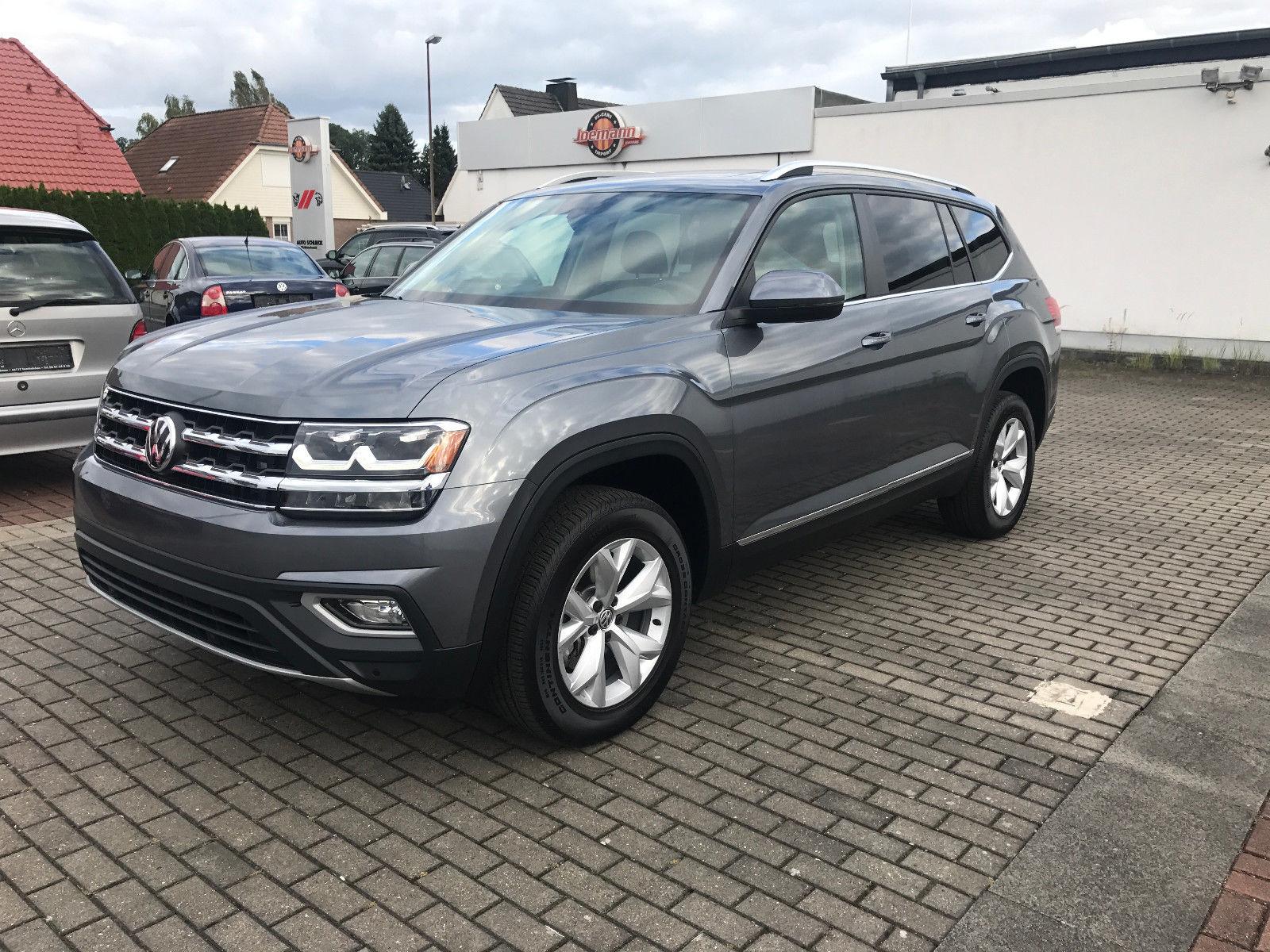 VW Atlas, größter Volkswagen SUV aller Zeiten... - Joemann Motors